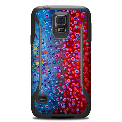 Otterbox Commuter Galaxy S5 Case Skin - Bubblicious