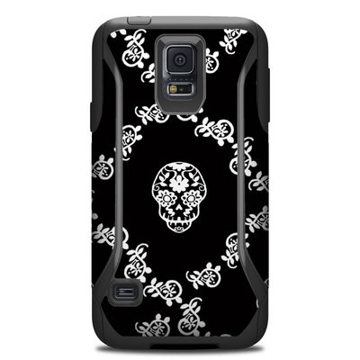 OtterBox Commuter Galaxy S5 Case Skin - Calavera Lattice