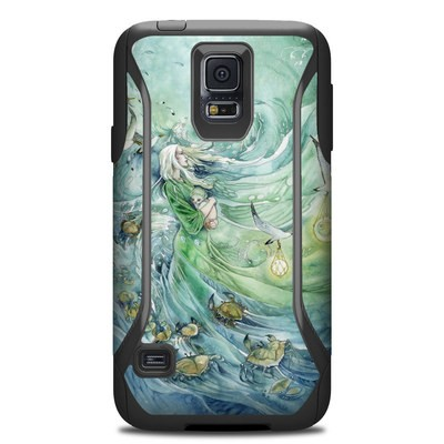 OtterBox Commuter Galaxy S5 Case Skin - Cancer