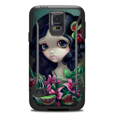 OtterBox Commuter Galaxy S5 Case Skin - Carnivorous Bouquet