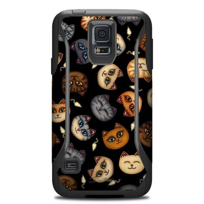 OtterBox Commuter Galaxy S5 Case Skin - Cat Faces