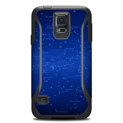 Otterbox Commuter Galaxy S5 Case Skin - Constellations