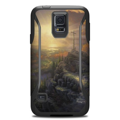 Otterbox Commuter Galaxy S5 Case Skin - The Cross