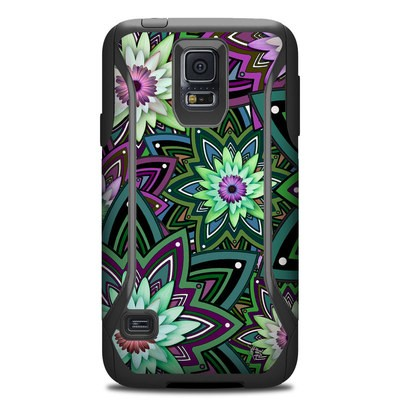 Otterbox Commuter Galaxy S5 Case Skin - Daisy Trippin
