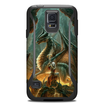 OtterBox Commuter Galaxy S5 Case Skin - Dragon Mage