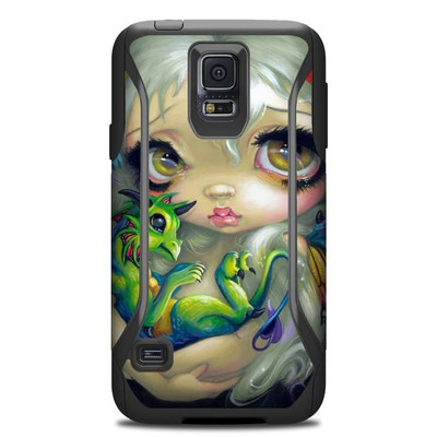 Otterbox Commuter Galaxy S5 Case Skin - Dragonling