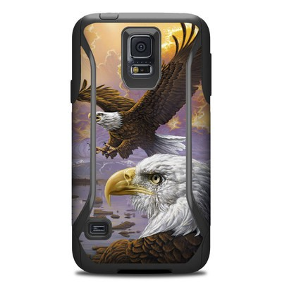 Otterbox Commuter Galaxy S5 Case Skin - Eagle
