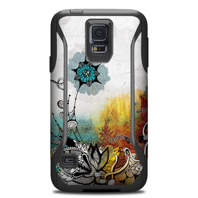 OtterBox Commuter Galaxy S5 Case Skin - Frozen Dreams