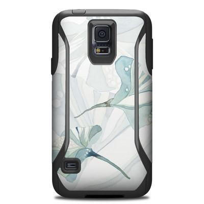 Otterbox Commuter Galaxy S5 Case Skin - Floating Gingko