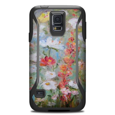 Otterbox Commuter Galaxy S5 Case Skin - Flower Blooms