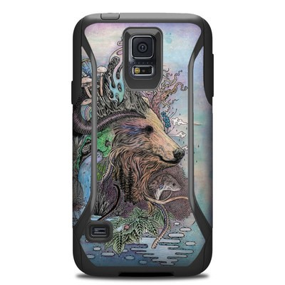 Otterbox Commuter Galaxy S5 Case Skin - Forest Warden
