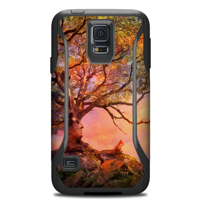 Otterbox Commuter Galaxy S5 Case Skin - Fox Sunset