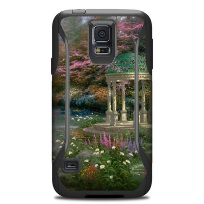 OtterBox Commuter Galaxy S5 Case Skin - Garden Of Prayer