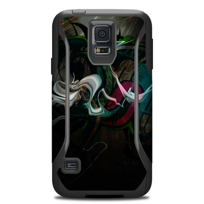 Otterbox Commuter Galaxy S5 Case Skin - Graffstract