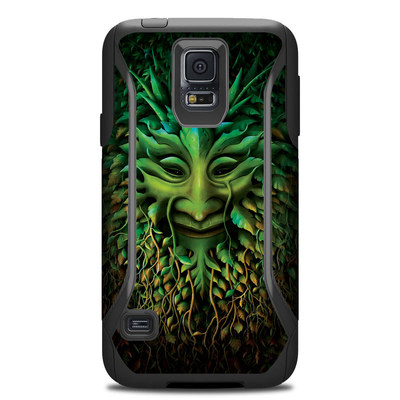 Otterbox Commuter Galaxy S5 Case Skin - Greenman