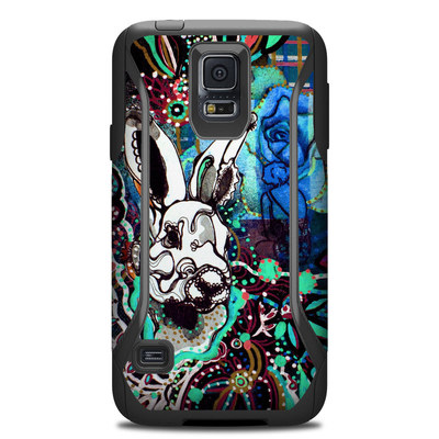 Otterbox Commuter Galaxy S5 Case Skin - The Hare