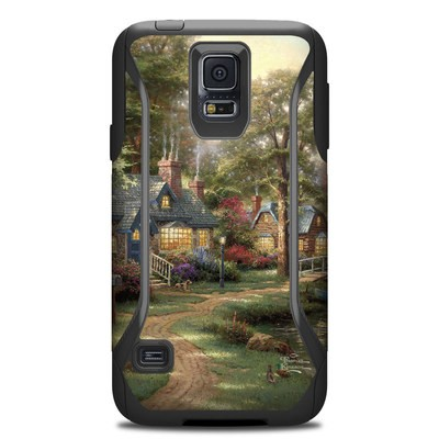 Otterbox Commuter Galaxy S5 Case Skin - Hometown Lake