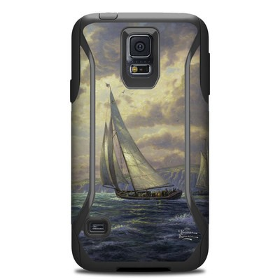 Otterbox Commuter Galaxy S5 Case Skin - New Horizons