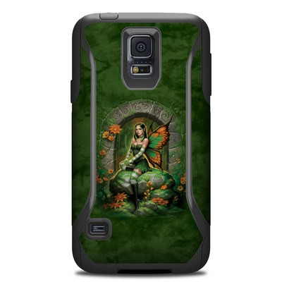 Otterbox Commuter Galaxy S5 Case Skin - Jade Fairy