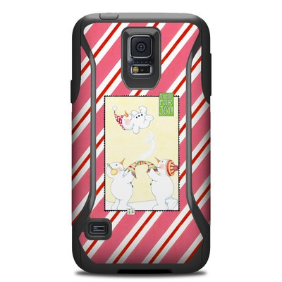 Otterbox Commuter Galaxy S5 Case Skin - Jump for Joy
