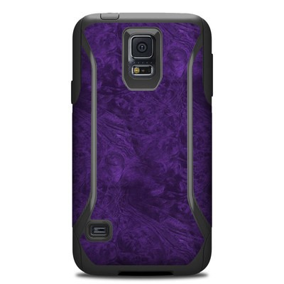 OtterBox Commuter Galaxy S5 Case Skin - Purple Lacquer