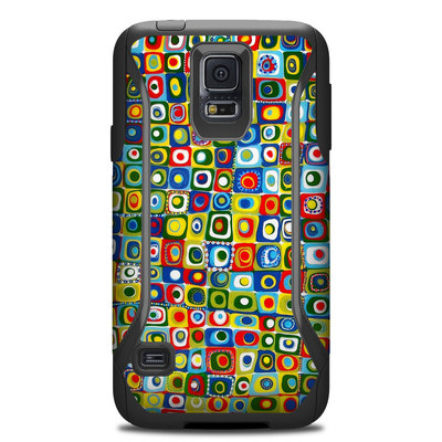 Otterbox Commuter Galaxy S5 Case Skin - Line Dancing