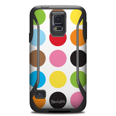 OtterBox Commuter Galaxy S5 Case Skin - Multidot