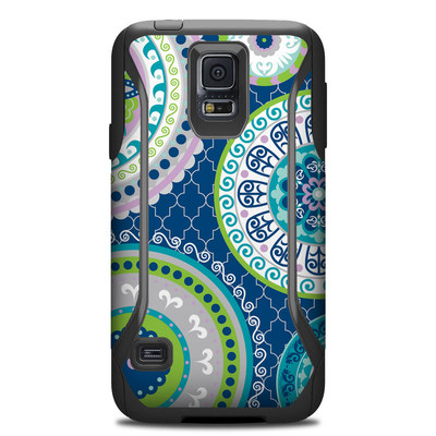 OtterBox Commuter Galaxy S5 Case Skin - Medallions
