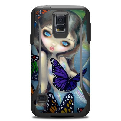 Otterbox Commuter Galaxy S5 Case Skin - Mermaid
