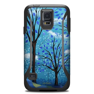 Otterbox Commuter Galaxy S5 Case Skin - Moon Dance Magic
