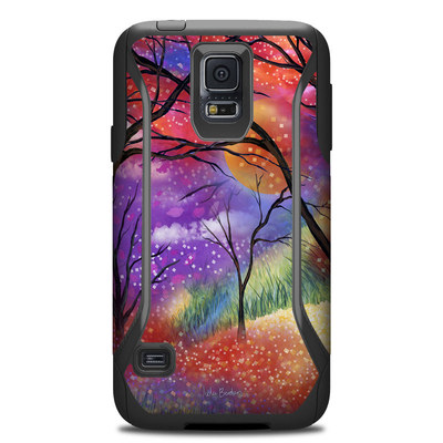 Otterbox Commuter Galaxy S5 Case Skin - Moon Meadow