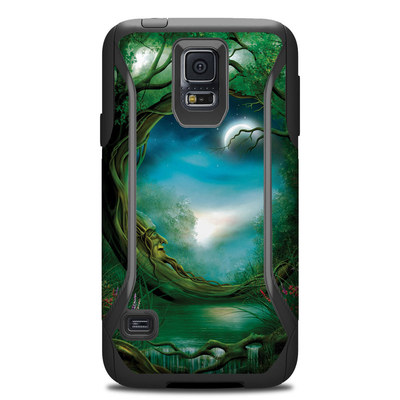 Otterbox Commuter Galaxy S5 Case Skin - Moon Tree