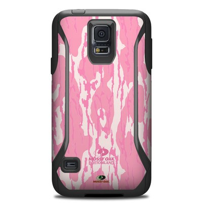 Otterbox Commuter Galaxy S5 Case Skin - New Bottomland Pink