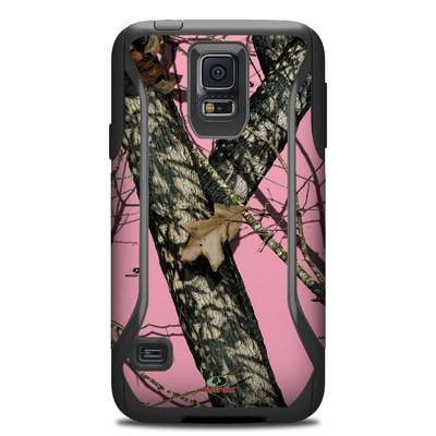 OtterBox Commuter Galaxy S5 Case Skin - Break-Up Pink