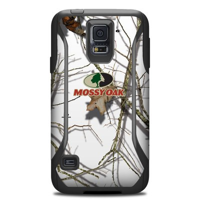 Otterbox Commuter Galaxy S5 Case Skin - Break-Up Lifestyles Snow Drift