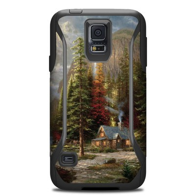 Otterbox Commuter Galaxy S5 Case Skin - Mountain Majesty