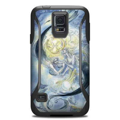 OtterBox Commuter Galaxy S5 Case Skin - Pisces
