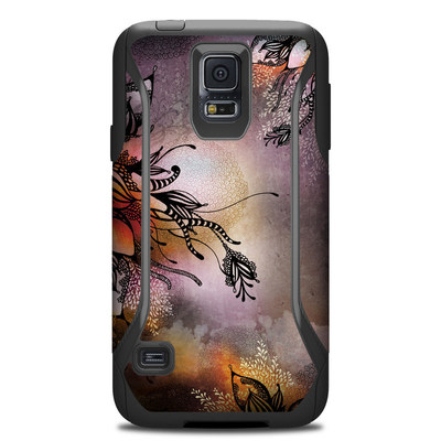 OtterBox Commuter Galaxy S5 Case Skin - Purple Rain