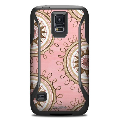 OtterBox Commuter Galaxy S5 Case Skin - Retro Glam