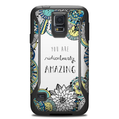 Otterbox Commuter Galaxy S5 Case Skin - You Are Ridic