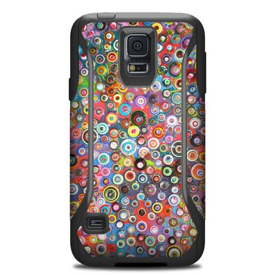 OtterBox Commuter Galaxy S5 Case Skin - Round and Round