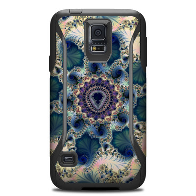 Otterbox Commuter Galaxy S5 Case Skin - Sea Horse
