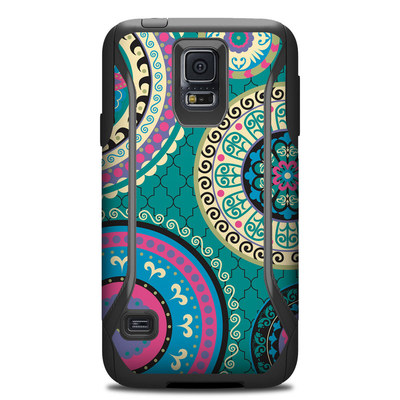 OtterBox Commuter Galaxy S5 Case Skin - Silk Road