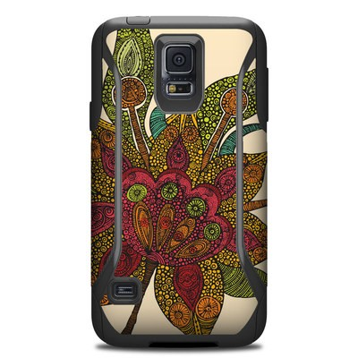 Otterbox Commuter Galaxy S5 Case Skin - Spring Flower