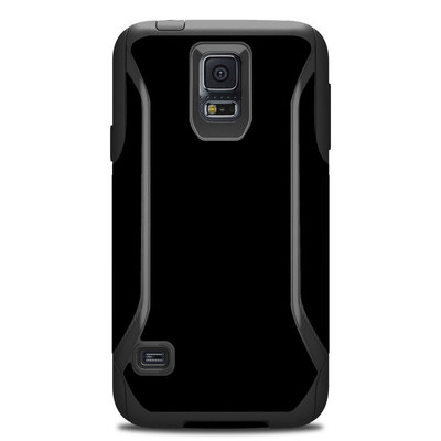 OtterBox Commuter Galaxy S5 Case Skin - Solid State Black
