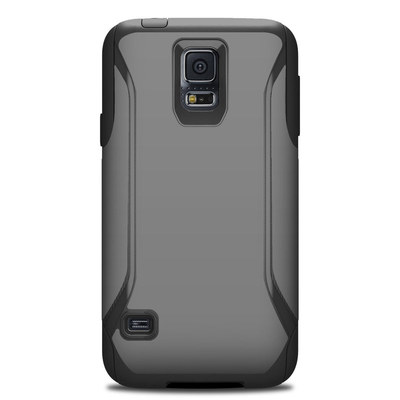 OtterBox Commuter Galaxy S5 Case Skin - Solid State Grey