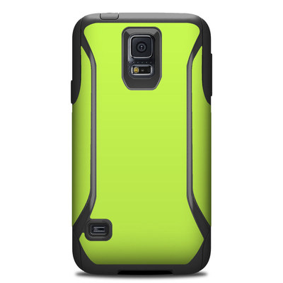 OtterBox Commuter Galaxy S5 Case Skin - Solid State Lime
