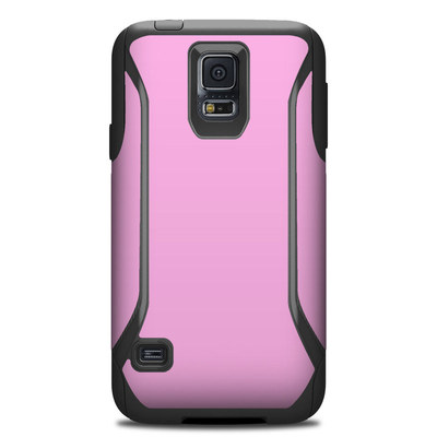 OtterBox Commuter Galaxy S5 Case Skin - Solid State Pink