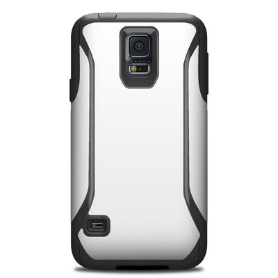 OtterBox Commuter Galaxy S5 Case Skin - Solid State White