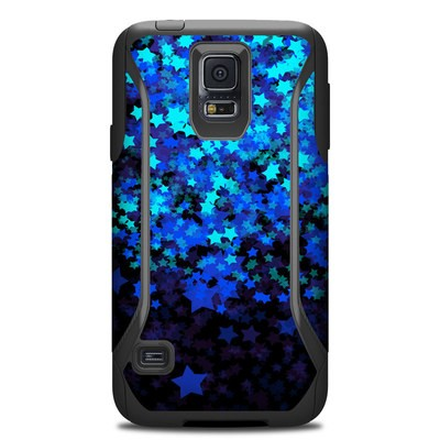 OtterBox Commuter Galaxy S5 Case Skin - Stardust Winter